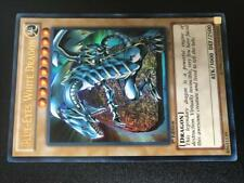 YG123 CARTE YU-GI-OH! CARD Blue-Eyes White Dragon SDBE-EN001