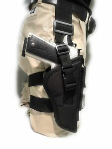 """Ruger Mark l,ll,lll With 5 1/2"""" BBL Tactical holster With Extra Magazine Pouch"""