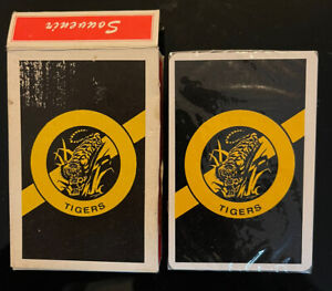 Pack / Box of sealed Playing Cards Richmond Tigers VFL AFL