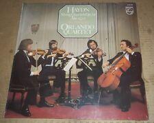 Orlando Quartet HAYDN String Quartets Op.54 No.1 & 2 - Philips 9500 996 SEALED
