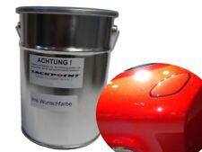 1 Liter Spritzfertigen Basislack Deep Orange Metallic Autolack Lackpoint neu !