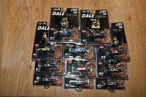 Dale Earnhardt Sr various 1:64 & 1:43 NASCAR WInners Circle etc multi listing