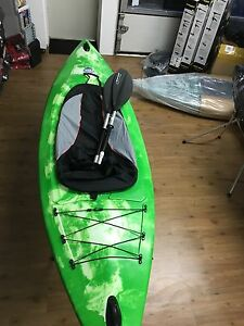 Kajak Wander kayak Freizeitkajak Angelboot Kanu Paddelboot KOMPLETT Set NEU