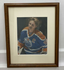 Autographed Wayne Gretzky NHL 8x10 Photo Framed Signed CERTIFIED w/ COA