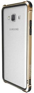 X-Doria Defense Gear Coque Rigide Pour Samsung Galaxy S6 Doré XD437028