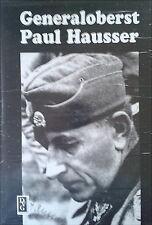 Großband ! Generaloberst  Paul Hausser