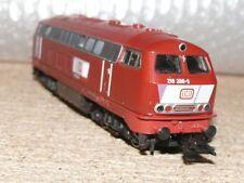 B26 Märklin Primex 3019 Diesellok BR 218 286-3 DB DELTA