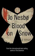 Jo Nesbo. Blood on Snow(2015, Hardcover) First American Edition