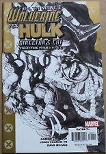 2006 Ultimate Wolverine vs. Hulk Director's Cut 1st Print Marvel Comics NM