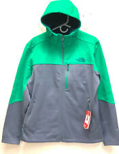 The North Face MEN'S APEX CANYONWALL HYBRID HOODIE WINDWALL LARGE NWT