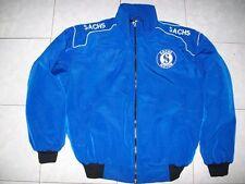 NEU SACHS MOTOR Oldtimer Fan-Jacke blau veste jacket jas jakka giaccia