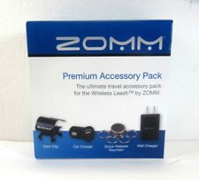 ZOMM Ultimate Travel PREMIUM Accessory Pack For the Zomm Wireless Leash