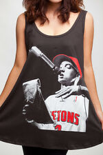 Eminem Slim Shady Rapper 02 DAMES FEMME T-SHIRT Débardeur Robe Tunique Top M - L