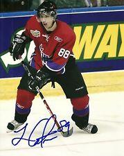 Logan Couture Hand Signed 8x10 Photo San Jose Sharks NHL