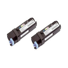 2 Cyan Compatible Toner Cartridge For DELL 2130CN 2135CN