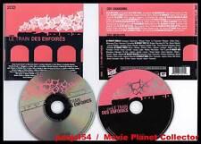 """LES RESTOS DU COEUR """"Le Train Des Enfoirés"""" (2 CD) 2005"""
