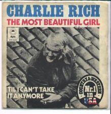 DSK DISQUE 45T - DK-098 CHARLIE RICH (1974)