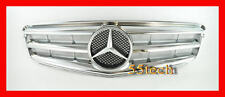 08~14 W204 C300 C350 C230 Grill Mercedes Avantgarde Grille ALL CHROME A2