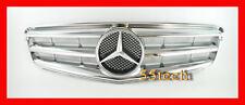 08~14 W204 C300 C350 C230 Grill Mercedes Avantgarde Grille ALL CHROME A2