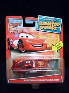 Disney Pixar Cars Target Stores Radiator Springs Lightning McQueen.