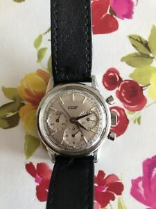 Vintage Tissot Chronograph - Lemania Movement.