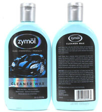 2 Zymol Original Formula Cleaner Wax World's Best Shine Safe For All Finishes