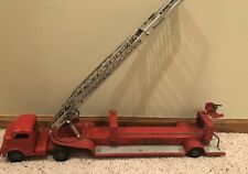 Vintage Structo  Hydraulic Hook & Ladder Fire Truck