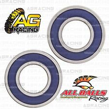 All Balls Front Wheel Bearings Bearing Kit For Sherco Trials 1.25 2014 14 Trials
