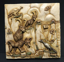 Picturesque Tile Harmony Kingdom Noah's