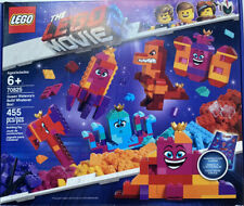 New ListingLego Queen Watevra's Build Whatever Set (70825) Building Toy Movie 2