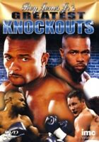 Nuovo Roy Jones Junior - Greatest Knock Outs DVD