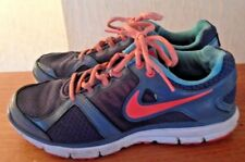 NIKE lunar forever 2 blue orange athletic Shoes womens size 6.5