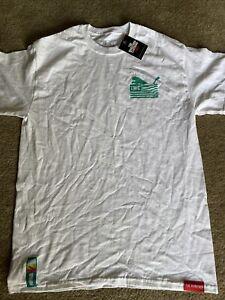 Nipsey Hussle Puma X TMC Marathon Clothing Hussle Tee White Shirt Size Medium
