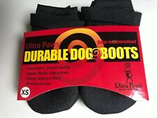 Ultra Paws Durable Dog Boots Size XS Washable Reusable NEW