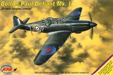 Boulton paul defiant mk i (raf & polish af markings) 1/72 mpm hi-tech edition