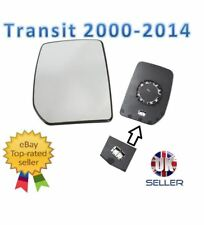 Ford Transit Mk7 2006-2014 Wing Mirror Glass Heated O/S Drivers Side Right