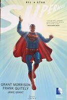 All Star Superman All Stars Grant Morrison Quitely Graphic Comics Novel, NEW