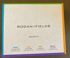 Rodan+Field Mini Mask Set-4 Masks Redefine,Reverse,Soothe,Unblemished Exp 12/19