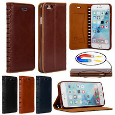 Slim Flip Wallet Leather Case Stylish Design Luxury Brand Cover For Mobile Phone