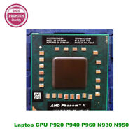 AMD Phenom II Laptop CPU P920 P940 P960 N930 N950 N970 HMP920SGR42GM Quad Core