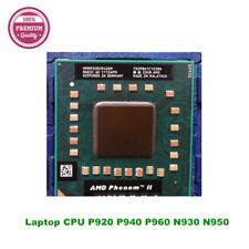 AMD Phenom II Laptop CPU P920 P940 P960 N930 N950 N970 HMP920SGR42GM Quad Core