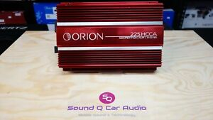 Orion 225HCCA Rare Old School Competition Cheater Amplifier. Made In USA