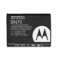 🔋OEM AUTHENTIC MOTOROLA BN70 OEM 1140mAh 3.7V REPLACEMENT BATTERY