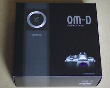 Olympus OM-D E-M10 Mark II Digital Camera Body - Black