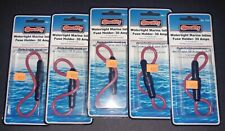 LOT of 5 Scotty In-Line Fuse Holder, 30 Amp. MARINE WATERTIGHT FREE SHIP