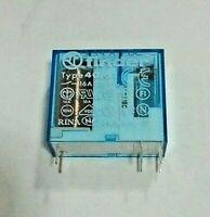 AGNI FINDER 40.52.9.110.0000 Montaggio su Scheda Relè 110VDC 8A DPDT