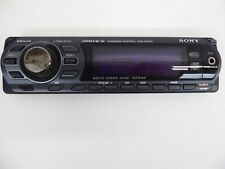 SONY CDX-GT510 CAR STEREO FACE PLATE ONLY