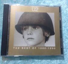 U2- The Best Of 1980- 1990