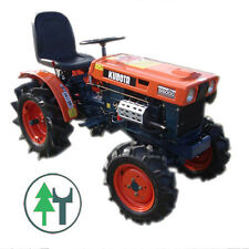 Kleintraktor Allrad Traktor Kubota B6000 Bulldog gebr. neu lackiert neu überholt