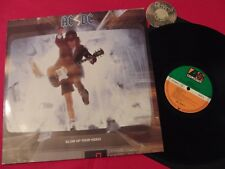 LP AC/DC Blow Up Your Video Germany 1988 Atlantic 7 81828-1 | M- to EX